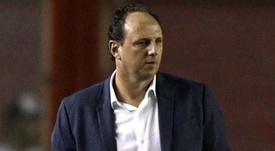 Presidente do Timão elogiou o trabalho de Rogério Ceni, ídolo máximo do rival São Paulo.