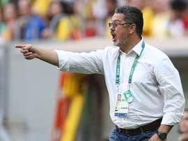 Micale enquanto orientava os sub-23 do Brasil. bGoal
