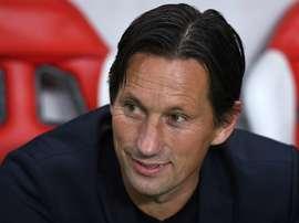 Former Leverkusen boss Schmidt appointed by Beijing Guoan