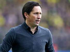 Roger Schmidt was convinced to move to China six months early. GOAL