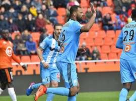 Rolando Lorient, Marseille, Ligue 1. GOAL