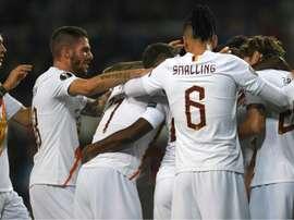 La Roma batte il Basaksehir. Goal