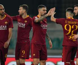 Chievo-Roma 0-3: ottima prestazione dei giallorossi, Dzeko finalmente decisivo.
