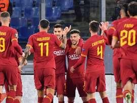La Roma  supera il Gent. Goal