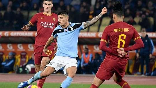 Lazio in ansia per Correa: si teme una lesione muscolare al polpaccio. Goal