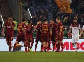 Roma-Bologna 2-1: Kolarov e Fazio, felsinei battuti all'Olimpico.