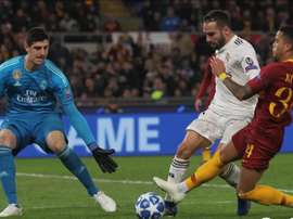 Le Real Madrid s'incline en amical face à la Roma