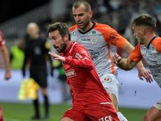 Dijon a partagé les points avec Montpellier. Goal