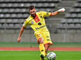 Romain Basque poursuit son petit bonhomme de chemin en Ligue 2. Goal