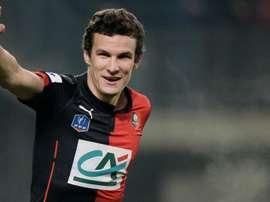 Romain Danzé prend sa retraite. Goal