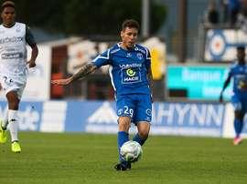 Grange va rejoindre la Belgique. Goal