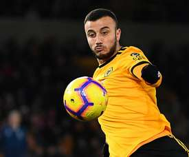 Romain Saiss is the latest Wolves star to sign a new contract with the club. GOAL