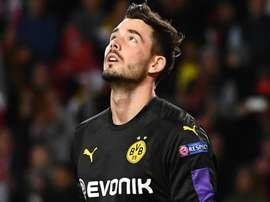 Le gardien de Dortmund prolongé jusqu'en 2021. Goal