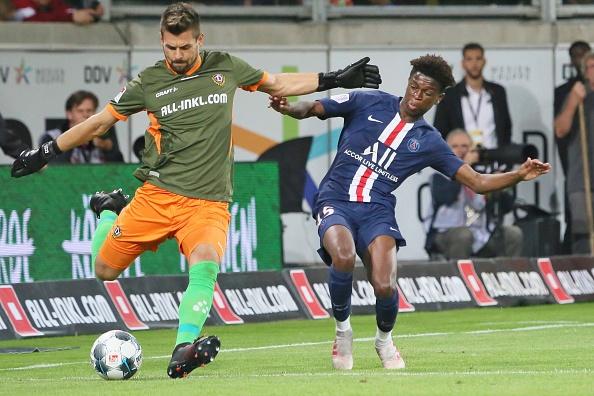 Romaric Yapi va quitter le PSG pour Brighton - BeSoccer