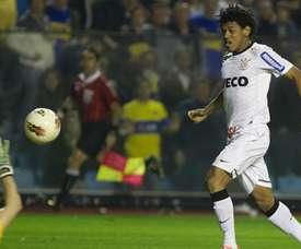 Romarinho. Goal
