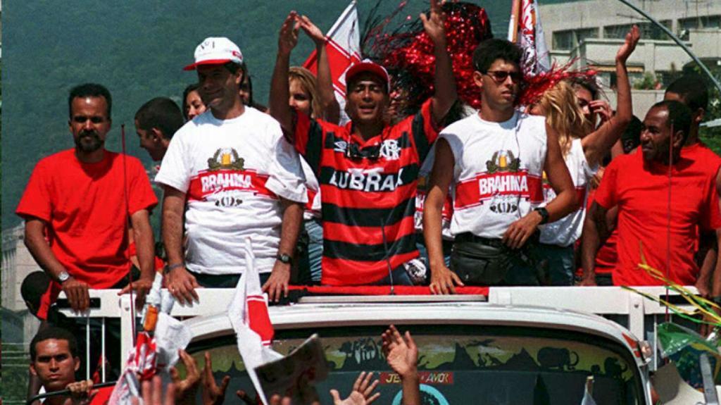 Camisa Flamengo Champion feminina Zico Cariocas FC