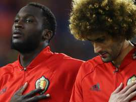 Lukaku is a doubt for international duty due to injury. GOAL