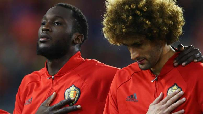 Lukaku Included And Fellaini Omitted From Belgium Squad Besoccer