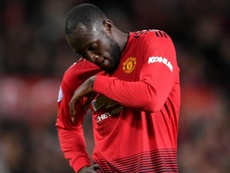 Lukaku will not play against Inter who he has been heavily linked with. GOAL