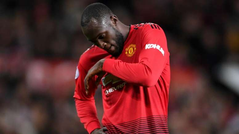 Lukaku has been linked with a move to Inter Milan. GOAL