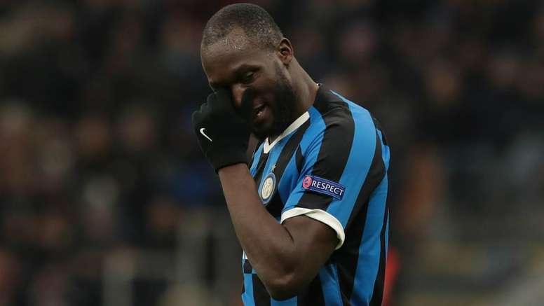 Shaw mocks Lukaku with 'welcome back' message as Inter drop into Europa League