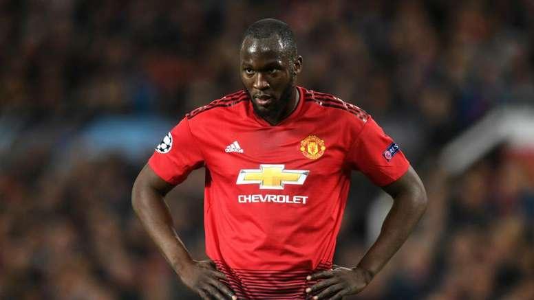 Romelu Lukaku is yet to take part in Manchester United's preseason. GOAL