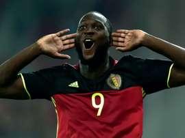 Lukaku foi decisivo no triunfo da Bélgica sobre a Grécia. Goal