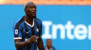 Lukaku égale un record vieux de 70 ans à l'Inter