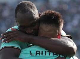 La coppia Lautaro-Lukaku convince. Goal