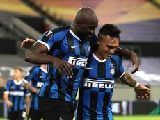L'Inter rejoint le FC Séville en finale. GOAL