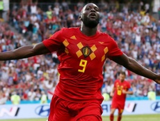 Lukaku recently made the move from Man United to Inter. GOAL