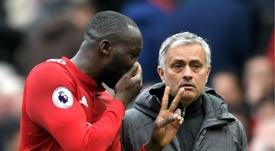 Lukaku at odds with Mourinho over FA Cup final snub
