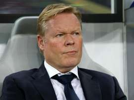 Koeman criticises Northern Ireland. GOAL
