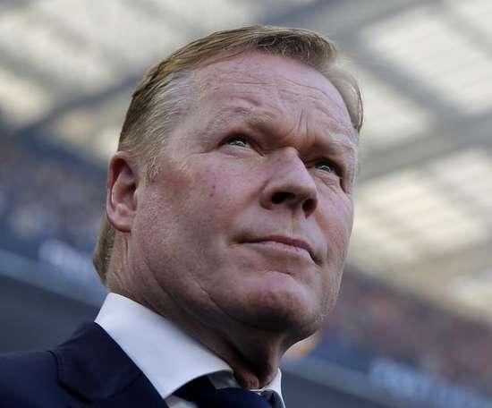 Koeman hails 'fantastic' Dutch feat