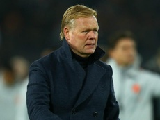 Ronald Koeman was surprised with his players' performance. GOAL