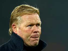 Koeman accepts responsibility for Germany loss