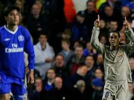 Melhores gols de Chelsea-Barça. Goal