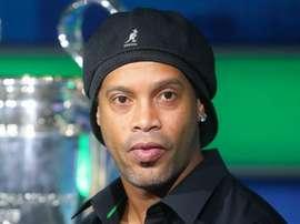 Ronaldinho nei guai. Goal