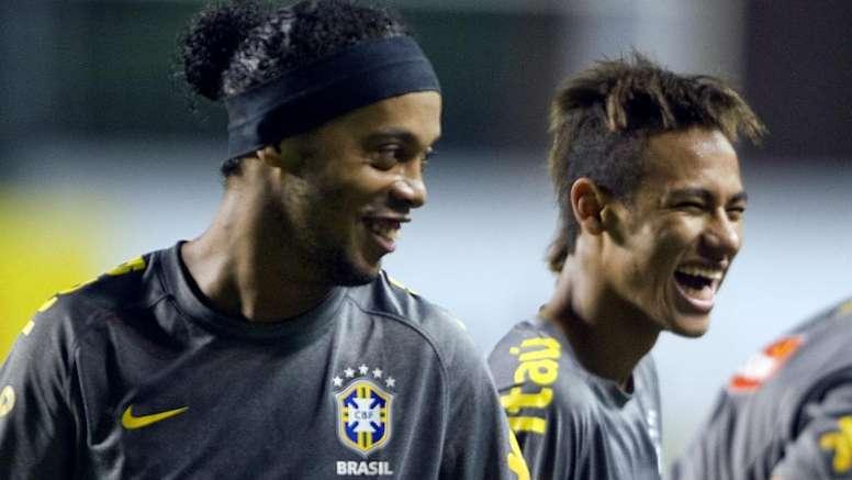 Ronaldinho proche d'un retour en Europe à 39 ans. Goal