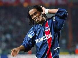 Ronaldinho celebra 39 anos. Goal