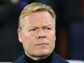 Character got us through, says Koeman. Goal
