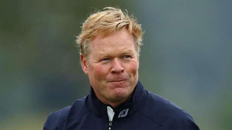 Netherlands reveal Koeman's Barcelona exit clause. GOAL