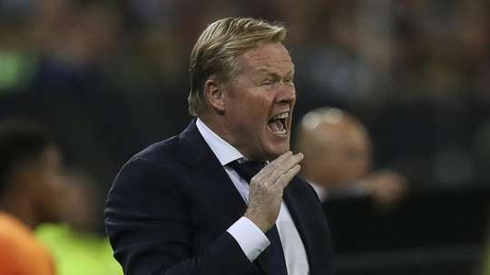 Koeman is well aware of what Northern Ireland are capable of. GOAL