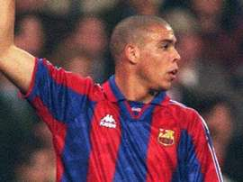 Ronaldo Barcelona. Goal