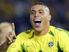 Ronaldo em 2002 foi minha grande inspiração, diz Richarlison.