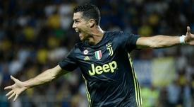 La Juve parvient à battre Frosinone. Goal