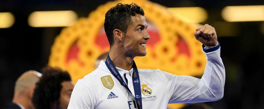 Almeida: Ronaldo for Ballon d'Or. GOAL