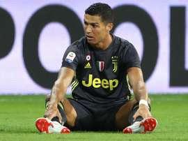 Massimiliano Allegri believes Cristiano Ronaldo is the world's best player. GOAL