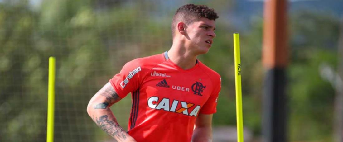 Atrito entre Santos e Flamengo. Goal