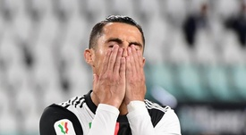 Sarri satisfait de la prestation de Ronaldo malgré le penalty manqué. Goal